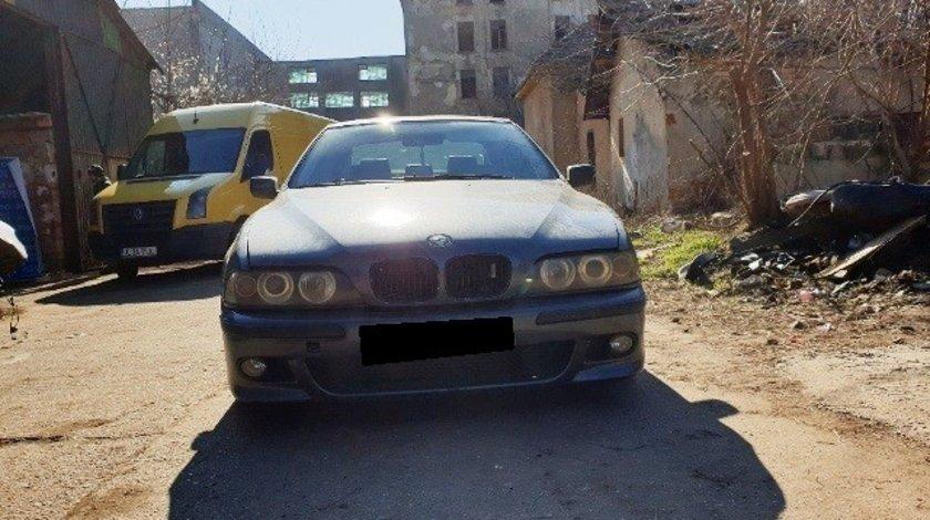 BMW E39 520d 2.0d M47D20 (1951cc-100kw-136hp) 2001; Sedan