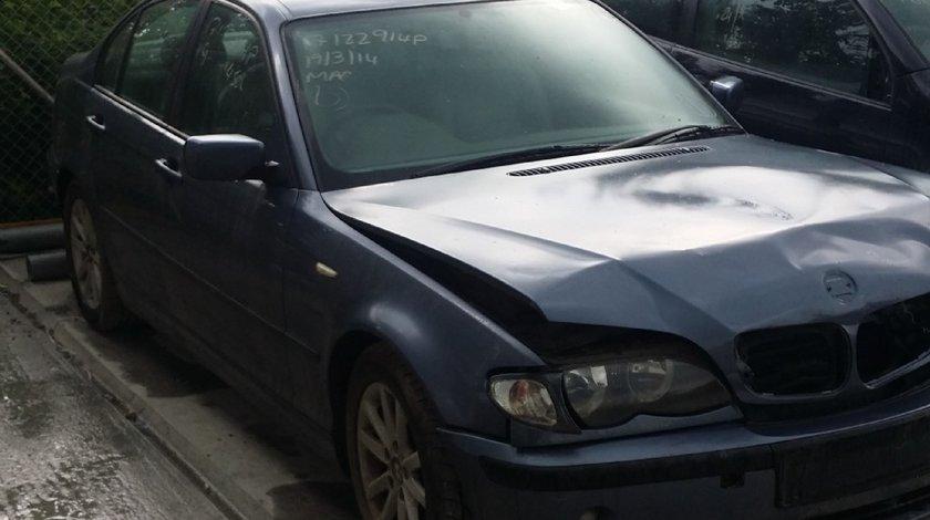 BMW E46 2000d 150 CP an 2004 Dezmembrez