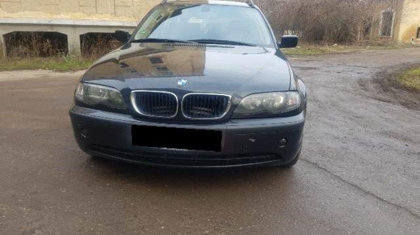 BMW E46 318d 2.0d M47N204D4 (1995cc-85kw-116hp) 2004; Touring
