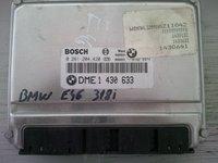 bmw e46 318i DME1430633 BOSCH 0261204420