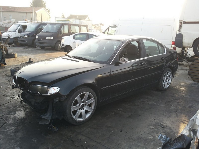 bmw e46 330dfacelift  306D1 2002