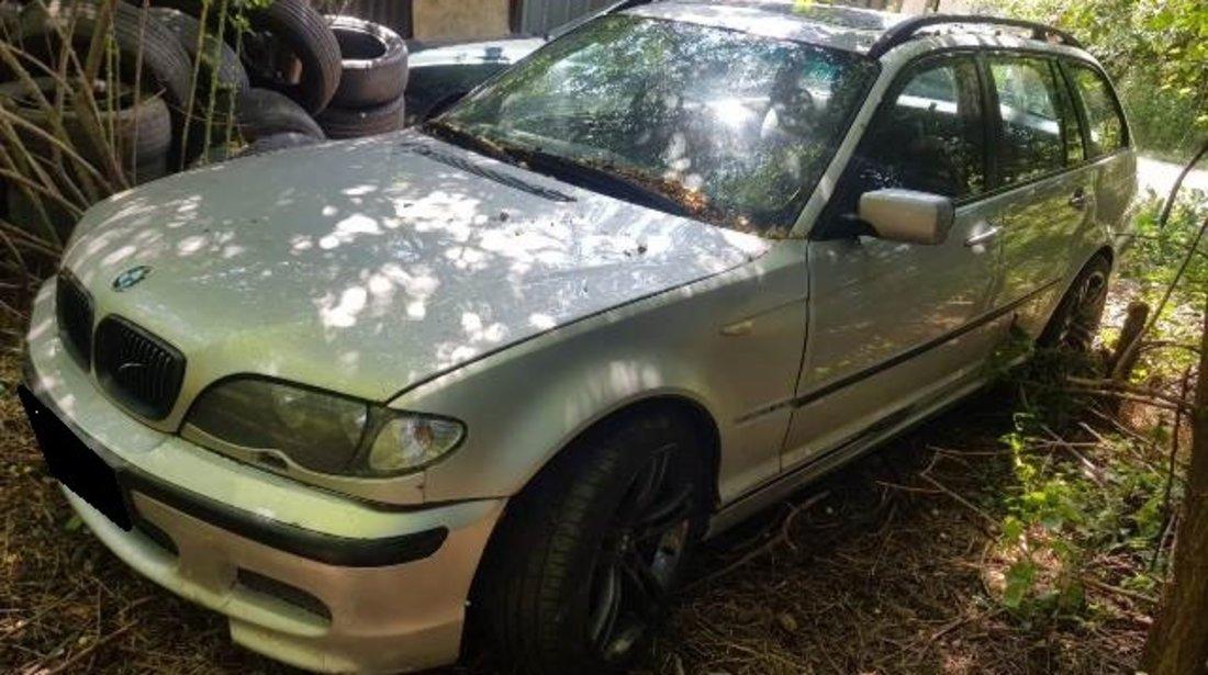 BMW E46 330xd 3.0xd 2002; Touring