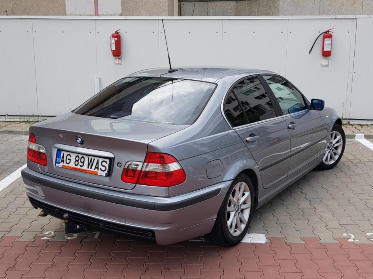 BMW E46 cu 346.800 km la bord - BMW E46 cu 346.800 km la bord