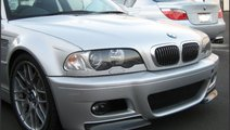 BMW E46 M3 CSL Carbon splitter