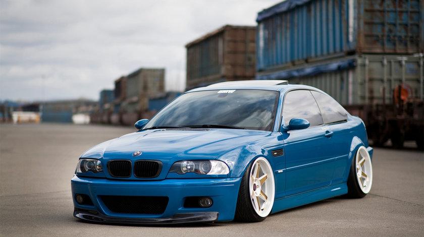 BMW E46 Seria 3 Suspensie Sport Reglabila pe inaltime si duritate