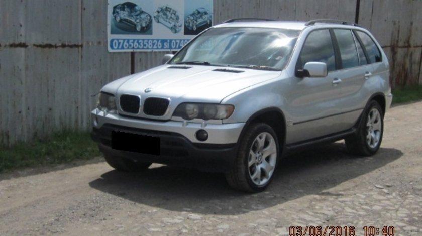 BMW E53 X5 3.0d M57