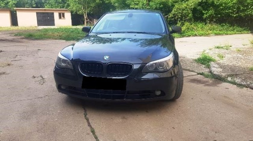 BMW E60 530i 3.0i M54B30 (2979cc-170kw-231hp) 2004; Sedan
