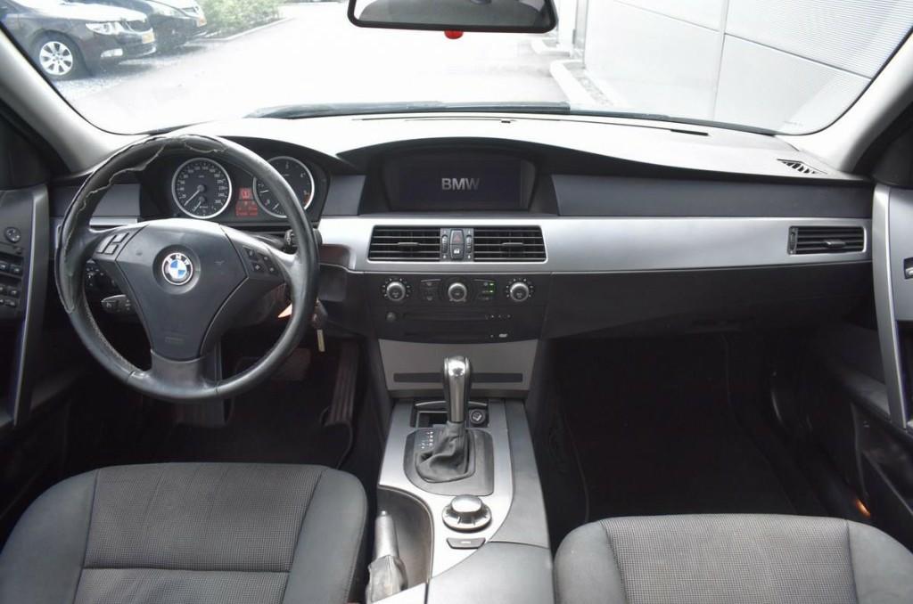 BMW E60 cu 440.000 km la bord - BMW E60 cu 440.000 km la bord
