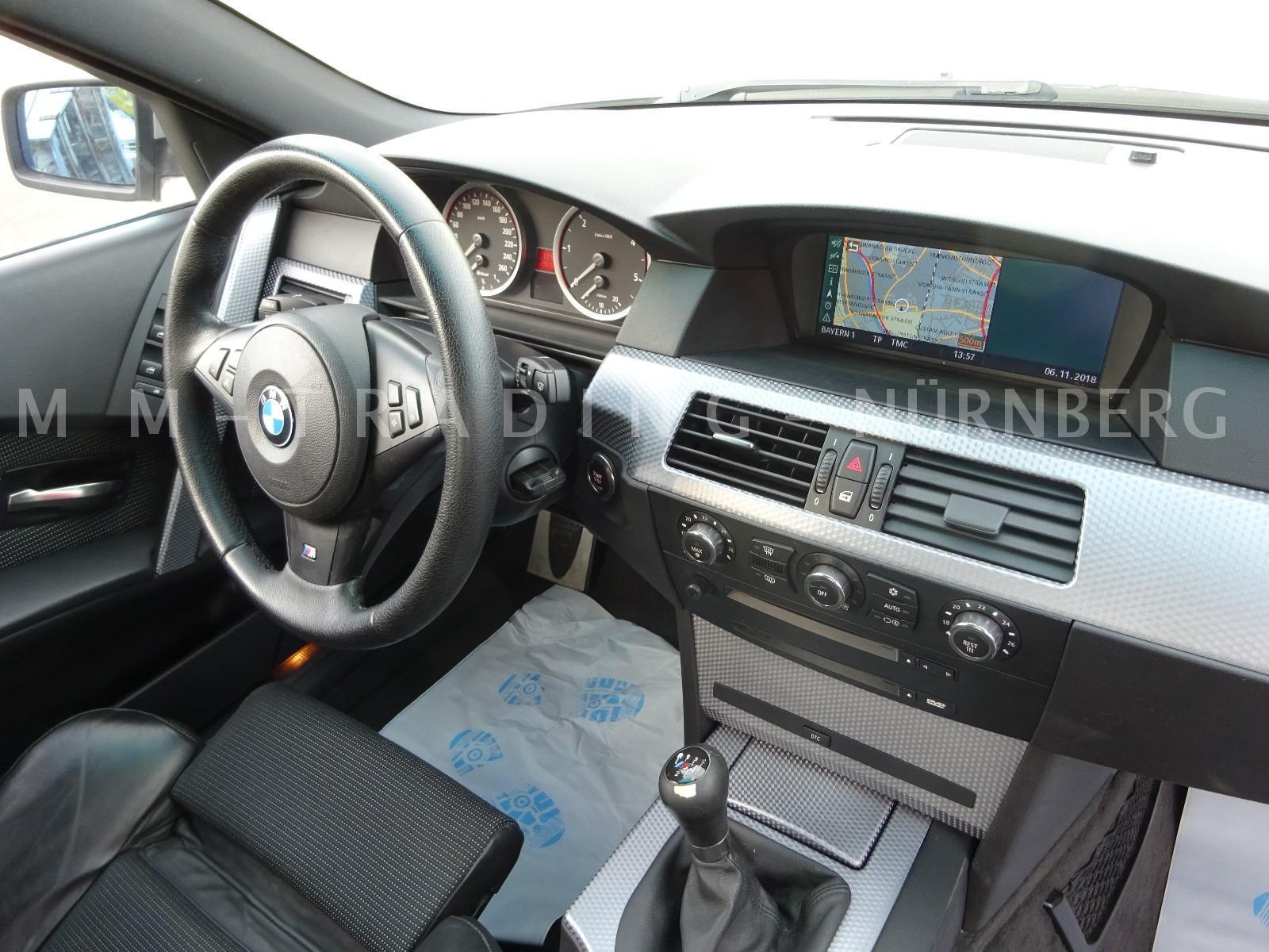 BMW E60 cu 566.000 km - BMW E60 cu 566.000 km