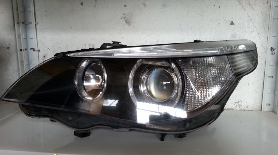 BMW E60 E61 E63 E64 MODUL XENON Adaptive Headlights 6943283