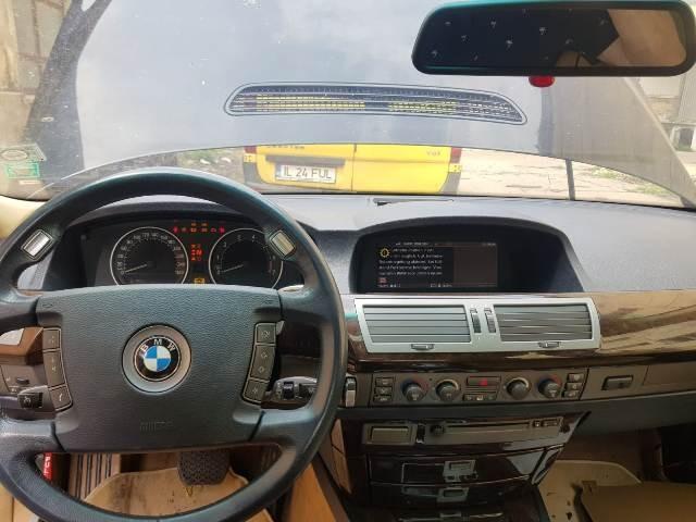 BMW E65 735i 3.6i N62B36A