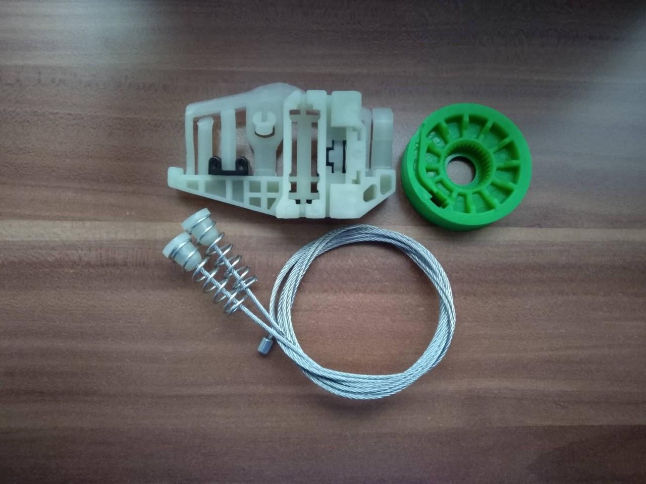 Bmw e87 e90 e91 kit reparatie macara geam electric stanga dreapta spate