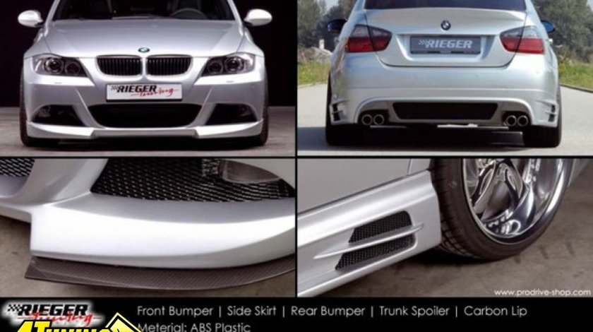 Bmw E90 Body Kit Rieger