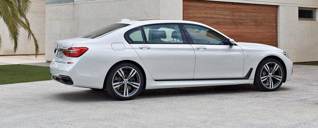 BMW exclude in continuare posibilitatea lansarii unui M7