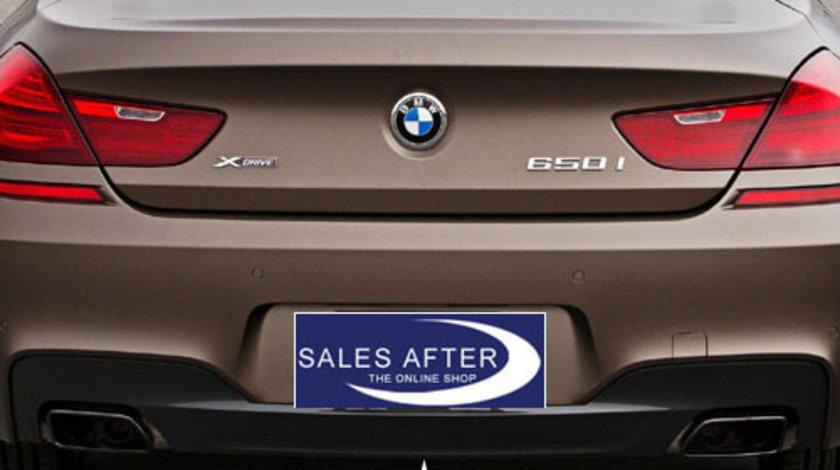 BMW  F06 Grand Coupe Difuzor bara spate M dark shadow