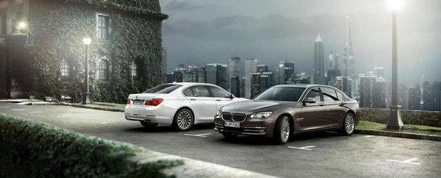 BMW Group a inregistrat cel mai bun prim semestru din istorie