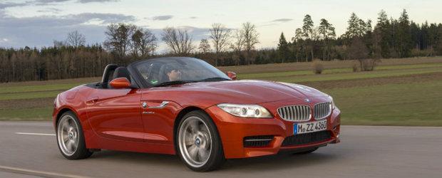 BMW i-a spus adio modelului Z4 fara sa faca prea mult tam-tam. Nemtii ii pregatesc deja succesorul