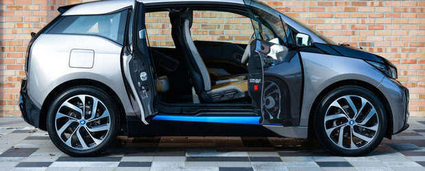BMW i3 ar putea deveni parintele masinii Apple