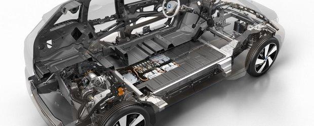 BMW i3 electric - informatii si poze oficiale