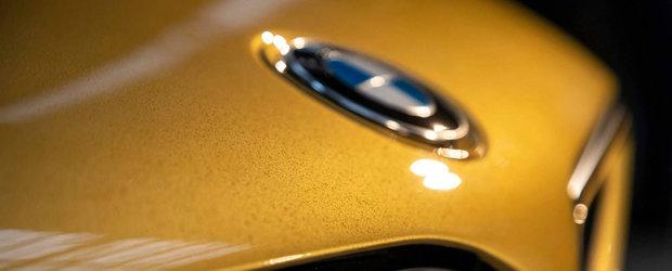 BMW i3 si i8 Starlight Edition: caroserie suflata cu patru straturi de AUR pentru cele doua modele electrificate