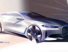 BMW i4 - Primele poze