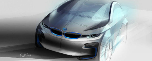 BMW i5 vine in 2015