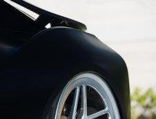 BMW i8 cu jante Vossen