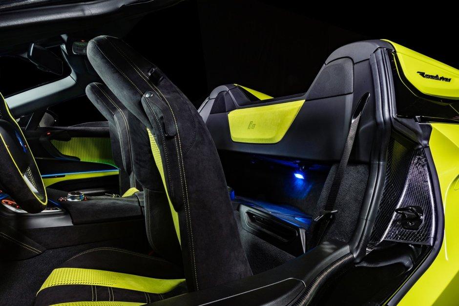 BMW i8 LimeLight Edition