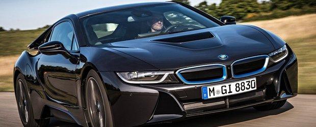 BMW i8 poate fi cumparat din iunie 2014