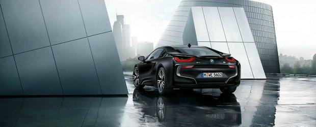 BMW i8 primeste o editie speciala pe care nemtii o aduc la Geneva