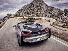 BMW i8 Roadster - Galerie Foto