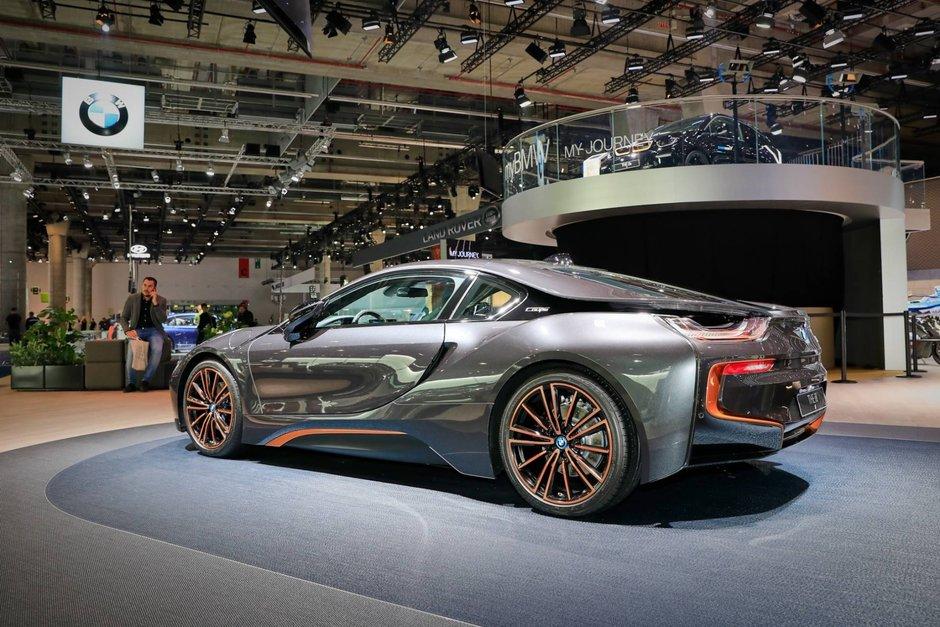 BMW i8 Ultimate Sophisto Edition