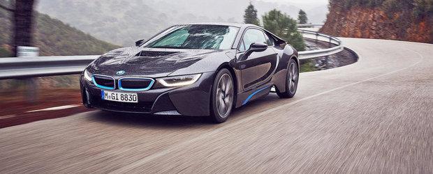 BMW i8 versus concurenta pe benzina. Ce alegi si de ce?