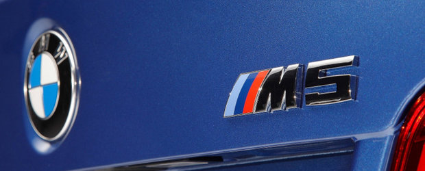 BMW inca se gandeste la un M5 xDrive