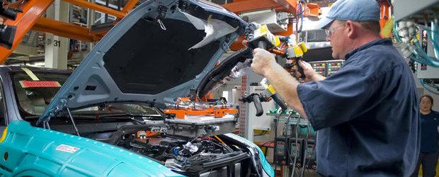 BMW intentioneaza sa construiasca o noua uzina