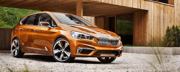 BMW isi extinde gama cu 15 modele cu tractiune fata. Ce parere ai?