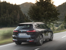 BMW iX - Galerie foto