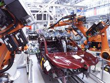 BMW iX - Productie