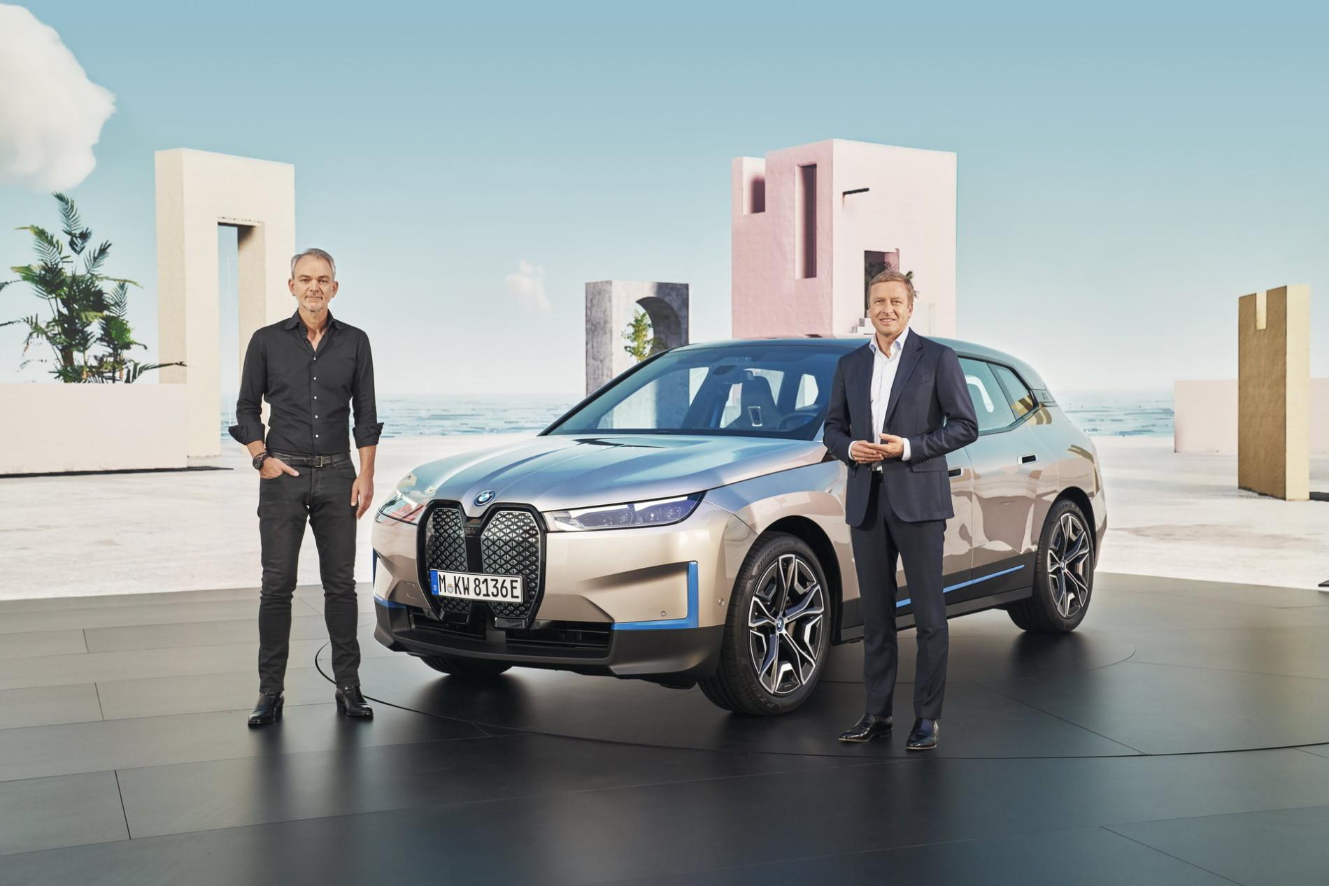 BMW iX - BMW iX