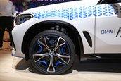 BMW iX5 Hydrogen - Poze reale