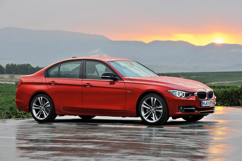 BMW la Salonul Auto de la Geneva 2012