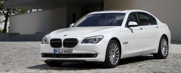 BMW lanseaza o editie limitata a lui 760 Li