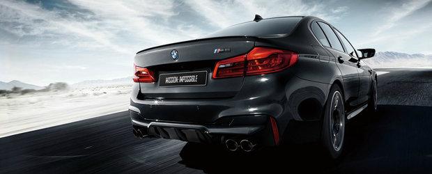 BMW lanseaza o editie speciala pentru M5 si Seria 5, dar tu nu o vei putea avea. Uite aici de ce