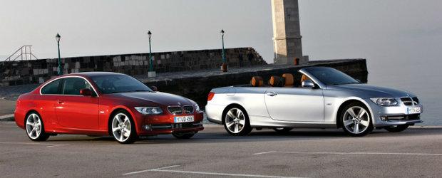 BMW lanseaza un pachet de upgrade pentru 135i si 335i care urca puterea la 320 cp