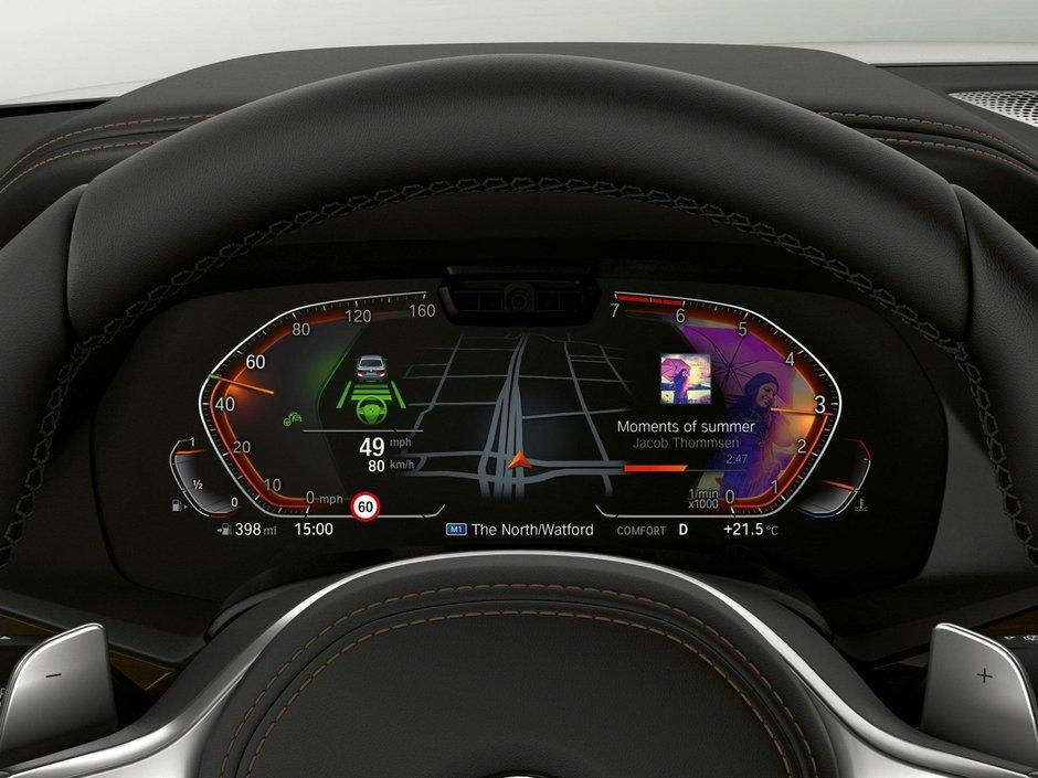 BMW Live Cockpit