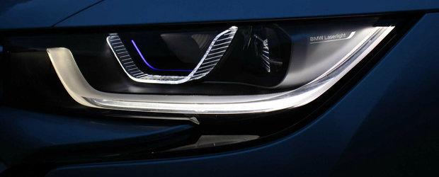 BMW lucreaza la o noua sportiva cu motor central. Masina bavareza va consuma numai 2,1 la suta