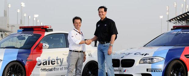 BMW M continua colaborarea cu MotoGP
