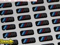 Bmw M Sticker 5 Buc Originale Logo M