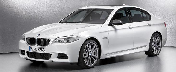 BMW M trece la diesel: Fa cunostinta cu noile M550d, X5 M50d si X6 M50d!