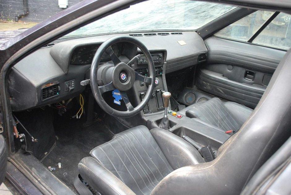 BMW M1 twin-turbo de vanzare